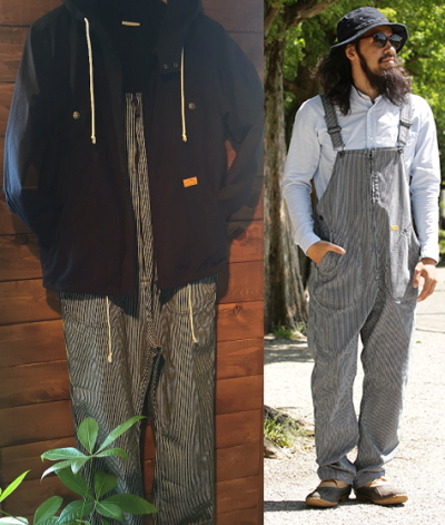 NATAL DESIGN CENTER ZIP OVERALL HICKORY