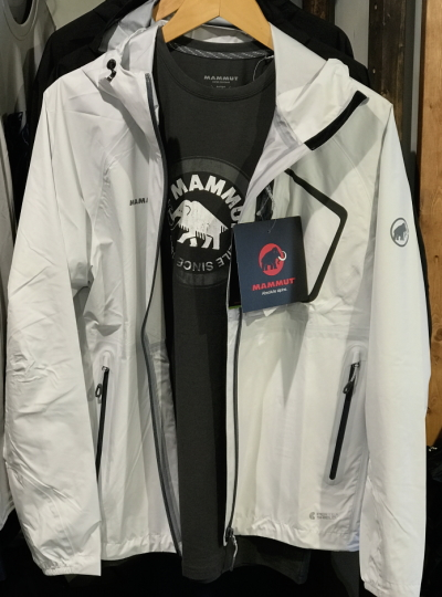 MAMMUT AEROSPEED Jacket