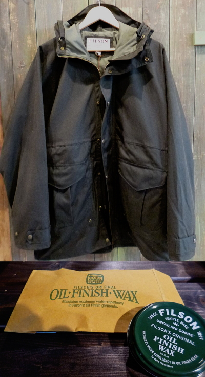 FILSON All-Season Rain Coat