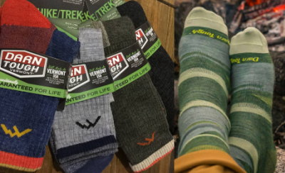 DARN TOUGH VERMONT Socks