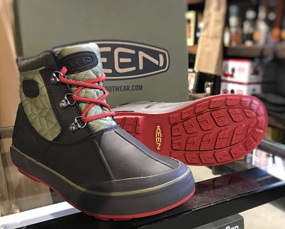 KEEN Ws BELLETERREANKLE QUILTED WP