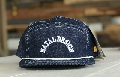 NATAL DESIGN GOOD BOY CAP DENIM