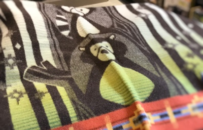 PENDLETON Woodland Neighbors Muchacho Blankets