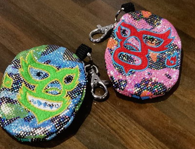 Haoming MASK COIN CASE 18